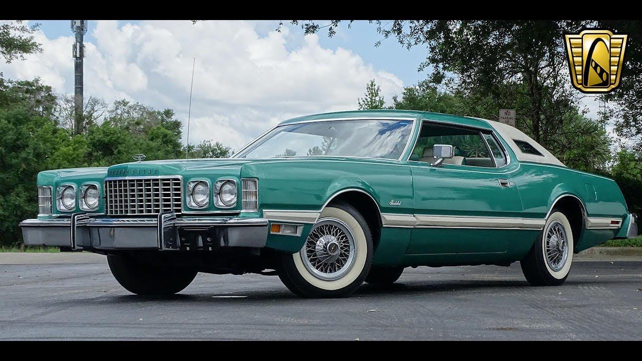 1975 Ford Thunderbird Gateway Orlando 851 Youtube
