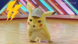 Lagu dawin;Dessert (versi pikachu)