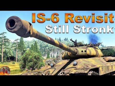 WT || Revisiting the IS-6