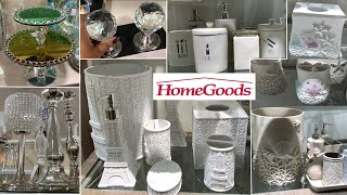 HomeGoods Glam Home Decor & Bathroom Decoration Accessories | Shop With Me August 2019