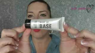 UMA cosmetics: Rtěnka, gelové linky, podkladová báze, jumbo na oči