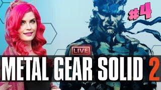 Metal Gear Solid 2 (Part 4)