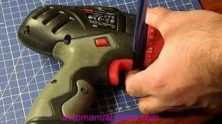 Ta'mirlash screwdriver bu Skil bo'yicha o'tish