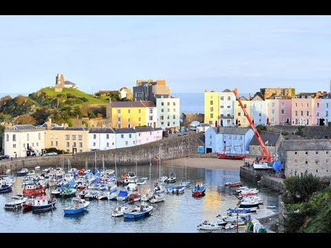 Places to see in ( Tenby - UK )