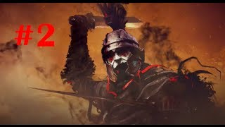 RYSE: Son of Rome Walkthrough Part 2 - Damocles (Xbox One) **NO COMMENTARY**