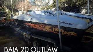 Used 2006 Baja 20 Outlaw For Sale In Clearwater, Florida