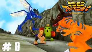 Detonado De Digimon Adventure # 8