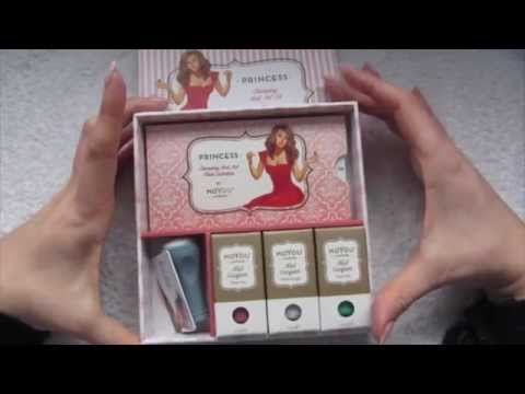 Moyou London Stamping Set Review & Demo