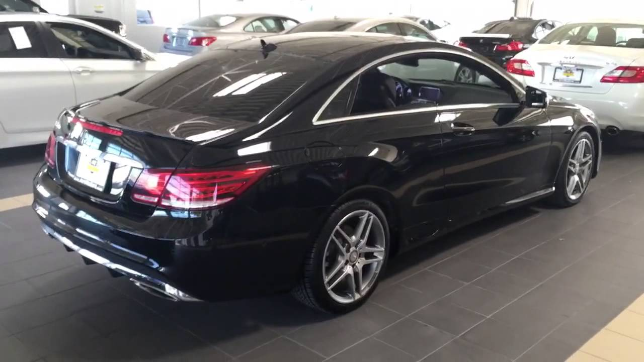 2014 mercedes e550 amg coupe p1 ad p2 plus htd cooled for 2014 mercedes benz e550 coupe