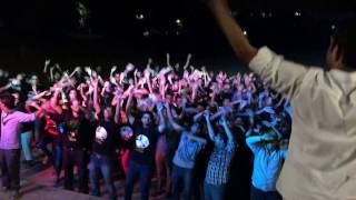 DJ MOHIT Live at IIIT Hyderabad.