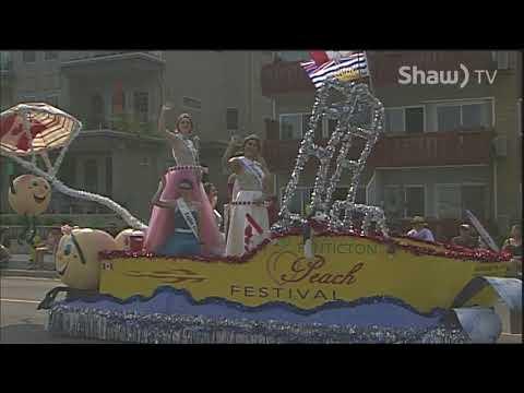 Peachfest Parade 2017
