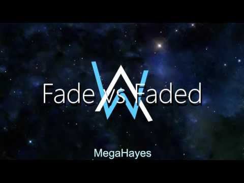 Alan Walker Fade And Faded - Instrumental Mashup