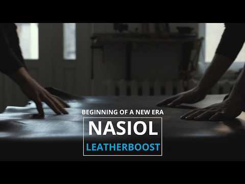 Nasiol LeatherBoost - Leather Cleaner and Protector