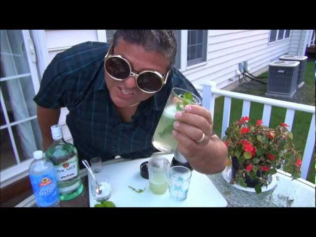 Magic Bullet Frozen Mojito Refreshing Summer Drink Youtube