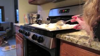 12 Days Of Pinterest Day 8: Hedgehog Cookies!