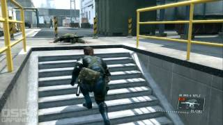 Metal Gear Solid V: Ground Zeroes (PS4) pt7 - Side Ops 1 pt1