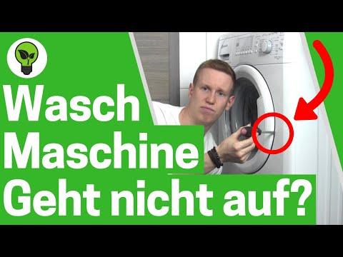 waschmaschine-tür-geht-nicht-auf?-✅-ultimative-anleitung:-bullauge-öffnen-bzw.-mehr-entriegeln!!!