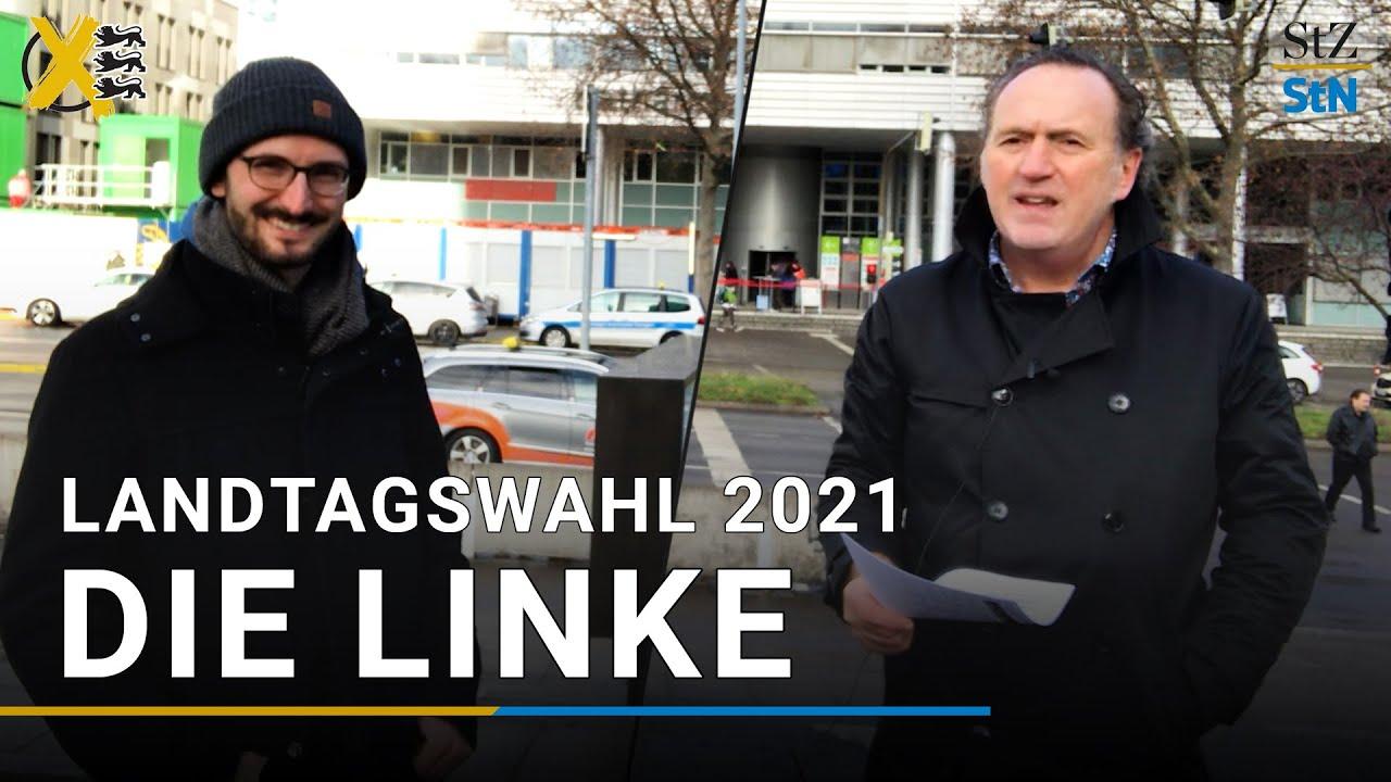 Wahlheimat: Warum Filippo Capezzone (Die Linke) in den Landtag will? | Landtagswahl 2021