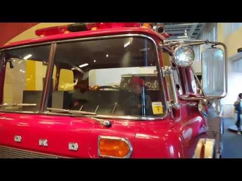Firefighter Luke and Noah station Vang