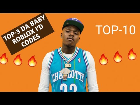 Top 3 Da Baby Roblox I D Music Codes Working 2019 Youtube