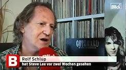 Gotthard - Rolf Schlup im Interview über Steve Lee