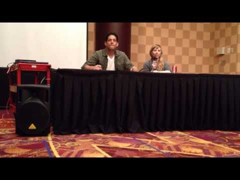 Anime NebrasKon '13 General Q&A panel with Alexis Tipton and Keith Silverstein