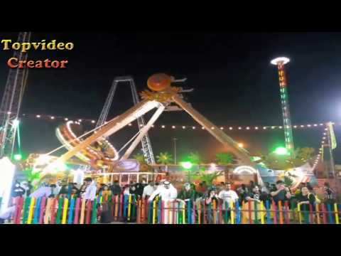 Dubai Fair Festival In Hd Joy ride  2016