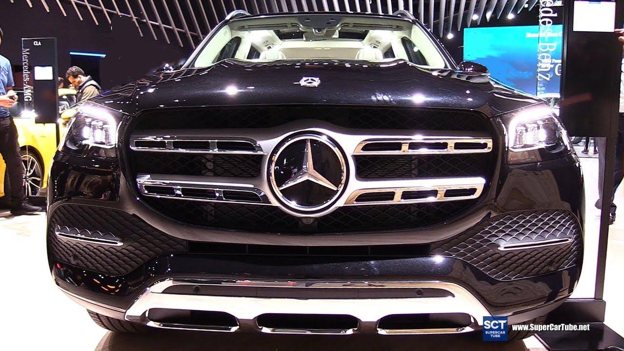 Khám phá chi tiết xe SUV Mercedes Benz GLS Class GLS 450