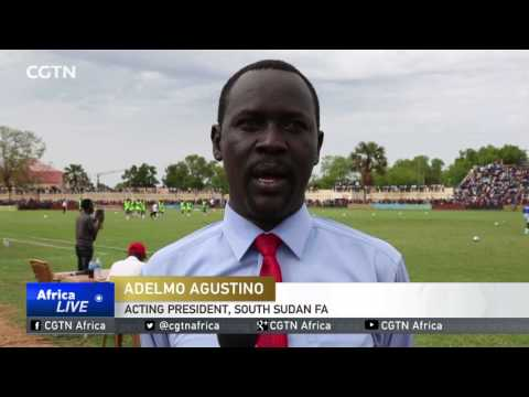 S.Sudan football association hopes to resolve administration crisis by next month