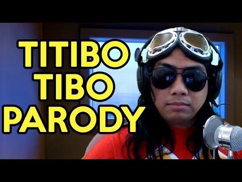 TITIBO-TIBO PARODY BY SIR REX