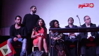 اتفرج | إلهام شاهين: «هدفي من يوم للستات إني أعيد أمجاد السينما المصرية»