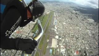 Parque Bicentenario Quito (antiguo aeropuerto)