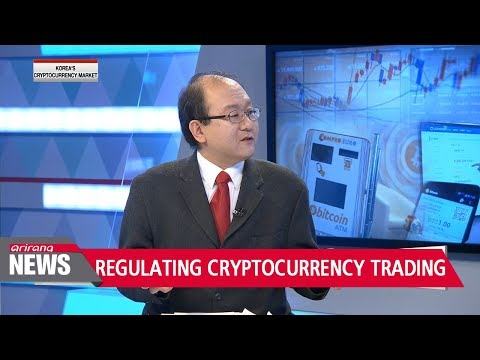 Gov't announces plans to regul cryptocurrency news