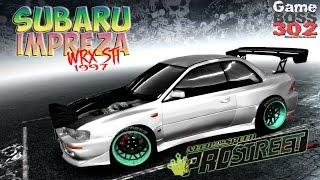 NFS ProStreet   Моды   Subaru Impreza WRX STI 1997 - Шикарный тюнинг