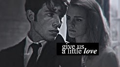 hermione & tom [give us a little love]