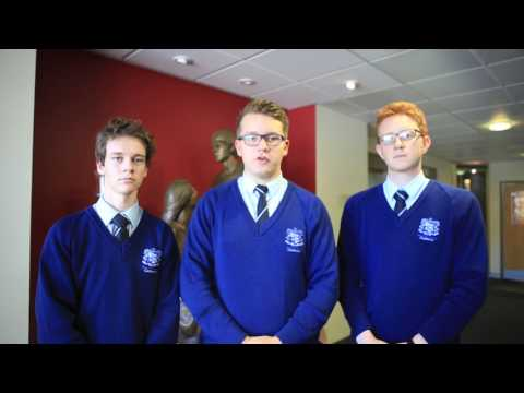 Marist College Canberra - National Day of Action against Bullying video 2017