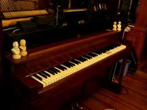 TWILIGHT ZONE on player piano