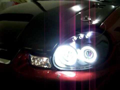 2001 Dodge Neon Acr Custom Si Taillights Moded Headlights