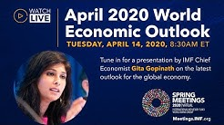 World Economic Outlook Press Conference