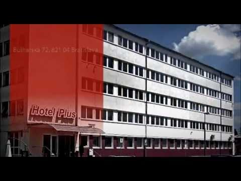 Hotel Plus Bratislava.wmv