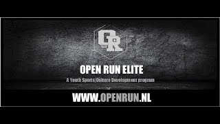 Open Run Elite @ NIKE Search For The Baddest Amsterdam