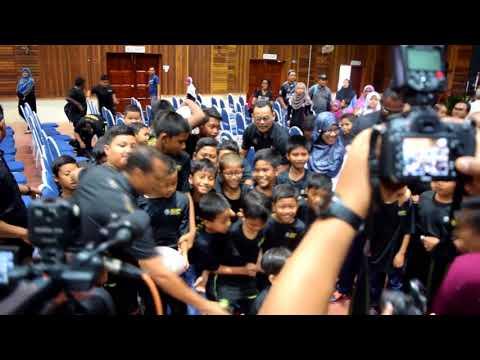 PoliTV - Pelancaran Talent Outreach Merlimau (Ragbi) di PMM