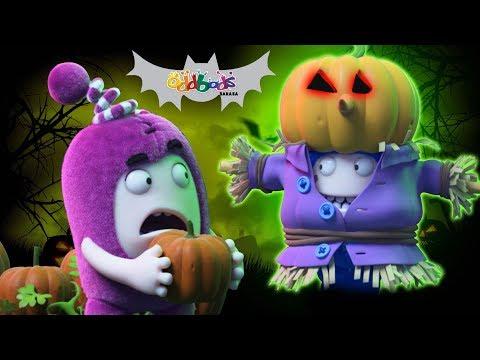 Oddbods | Perburuan Labu | Kartun-kartun Halloween untuk Anak-anak