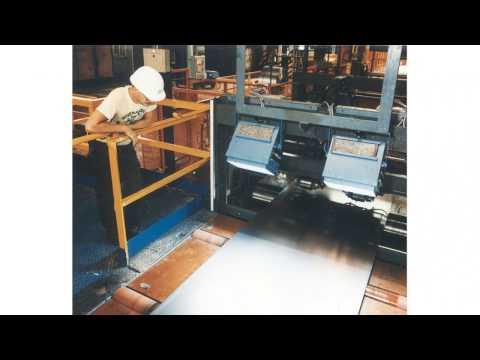 Unilux Inspección luces estroboscópicas para la Industria del Acero