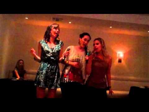 The girls of AMC sing Bohemian Rhapsody