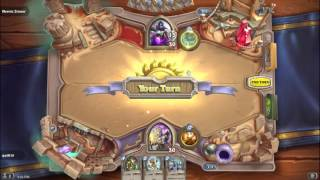 Hearthstone - League of Explorers - Heroic Zinaar