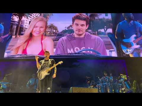 John Mayer – New Light – Detroit 2019