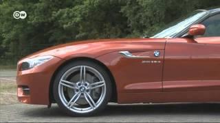 Тест-драйв: BMW Z4 - в лучших традициях родстеров