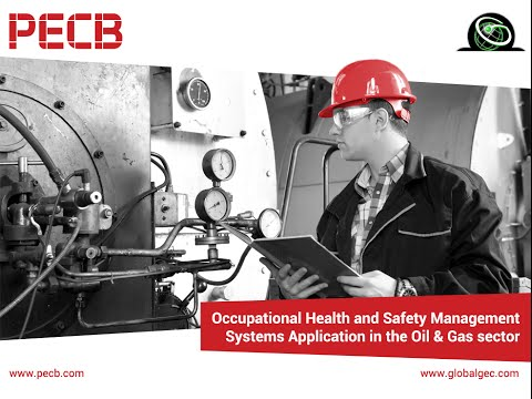 Occupational Health and Safety application in the Oil & Gas sector