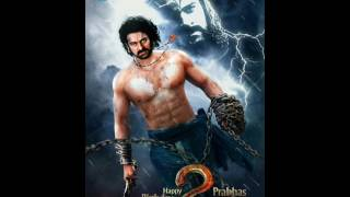 Bahubali 2 First Look With BGM